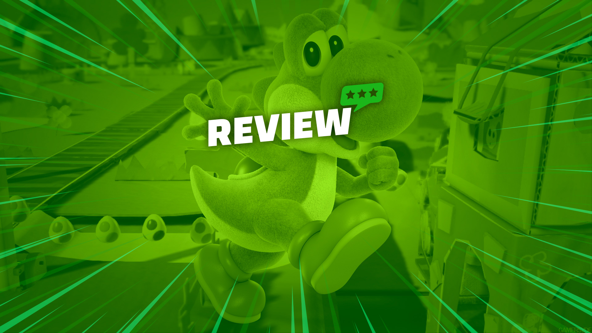 Review: Yoshi's Crafted World