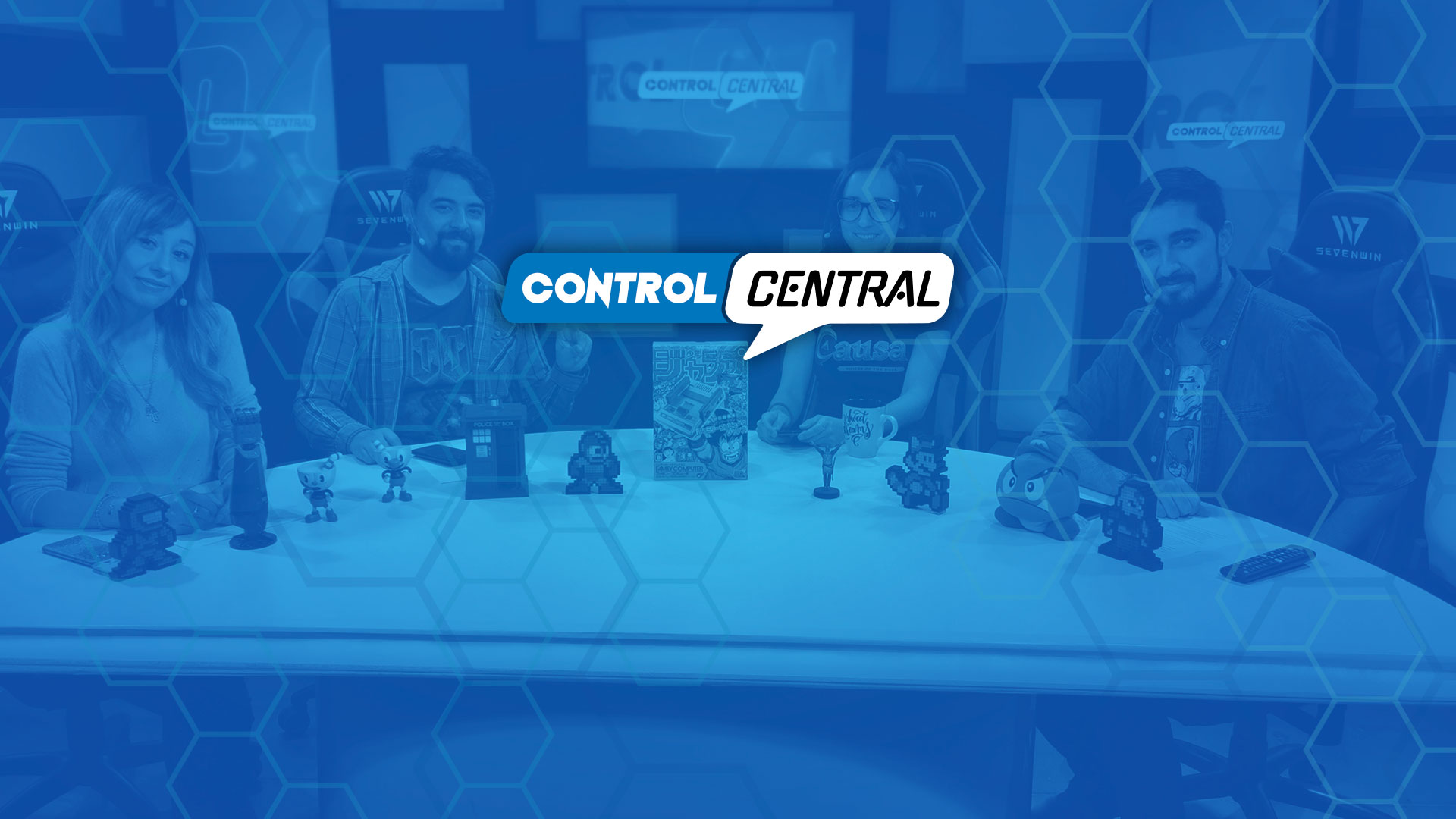 Control Central S02E03 - Invitada: Maureen Berho (Niebla Games)