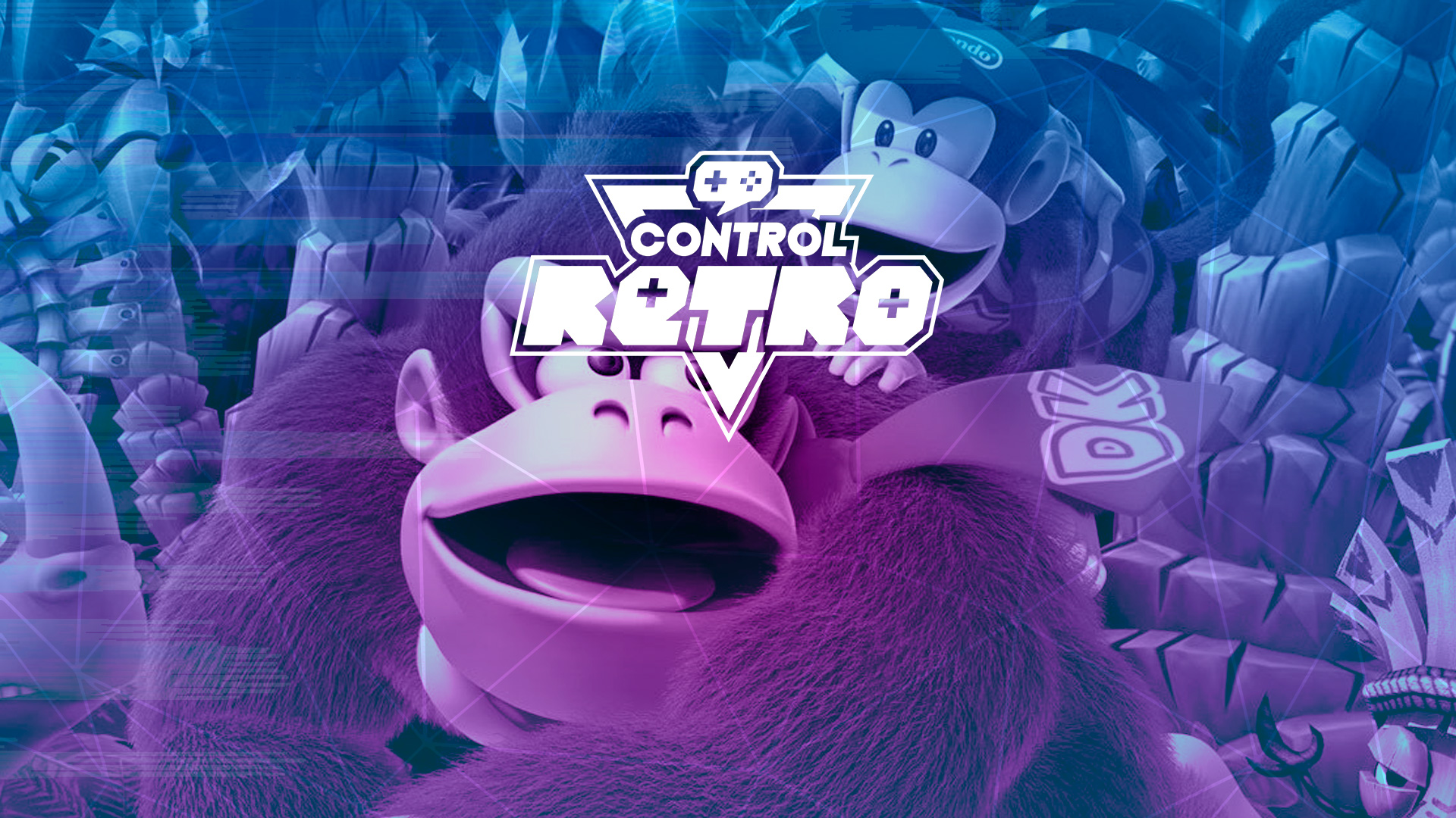 Control Retro - Donkey Kong Country