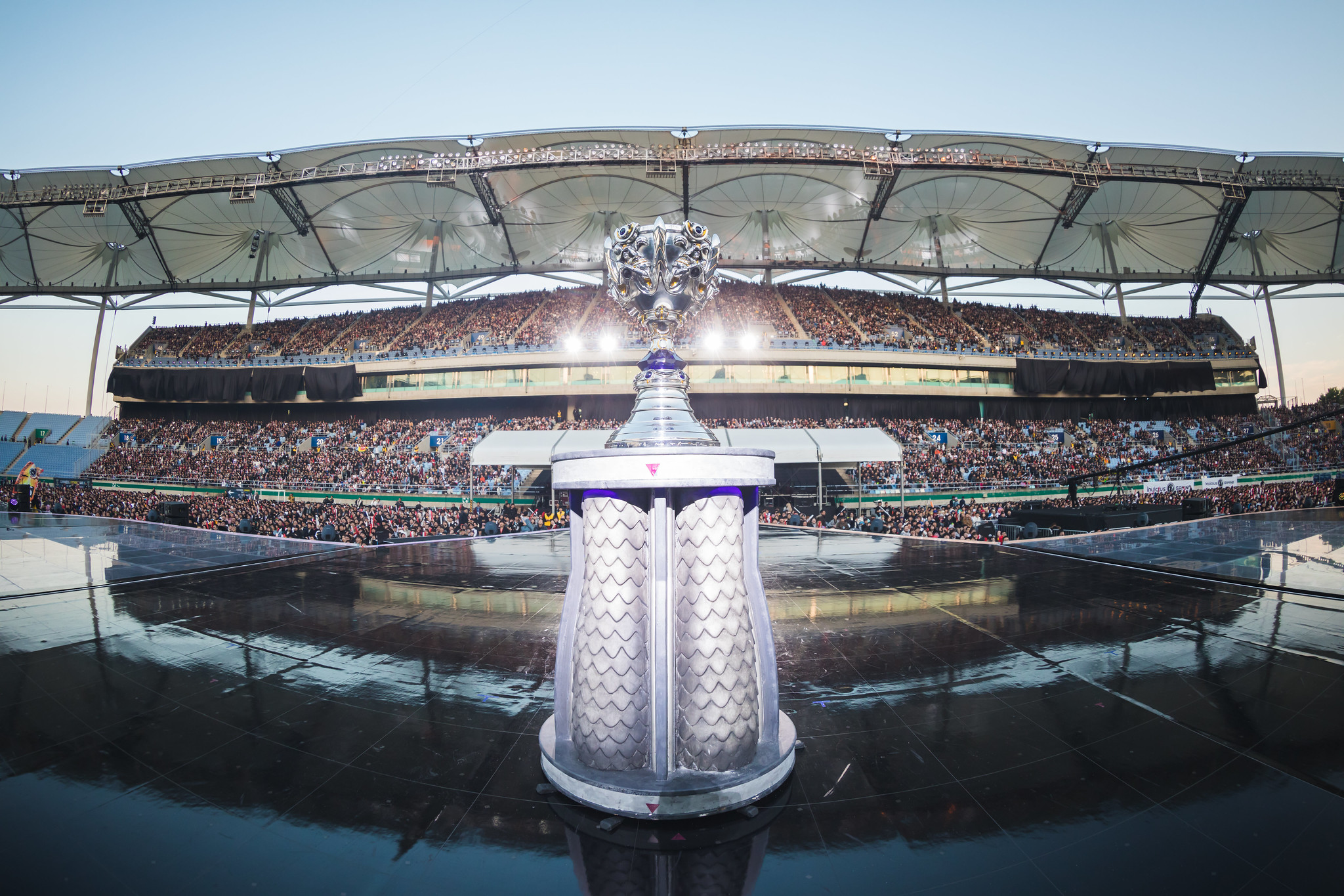 Riot quiere realizar una World Cup de League of Legends