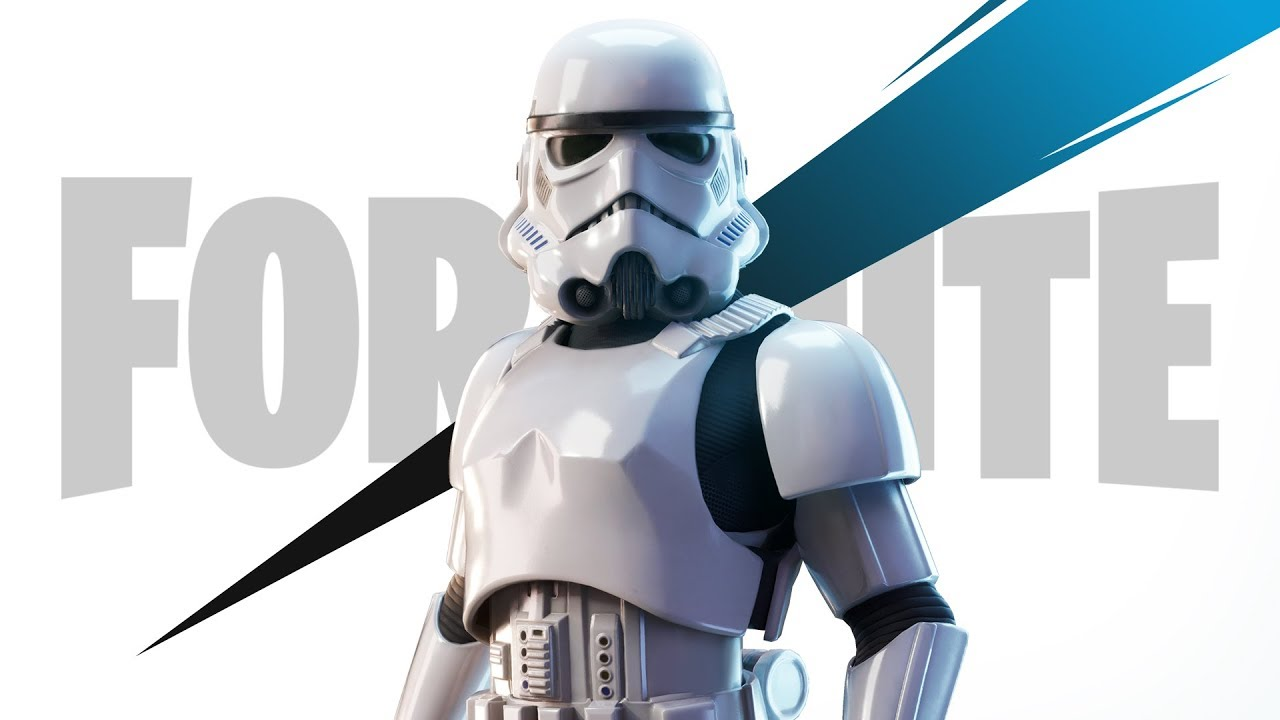 Star Wars llega a Fortnite